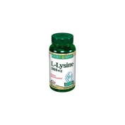 Nature's Bounty L-Lysine 1000mg 60 tablets
