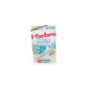 Plackers Dental Flossers, Twin-Line Advanced Cleaning, Mint Flavour 75 ea