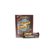 PowerBar Protein Plus Bars, Chocolate Brownie, 30g Protein, 100ml Bars