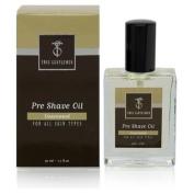 True Gentlemen Unscented Pre Shave Oil