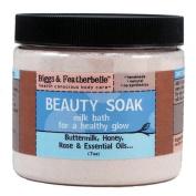 Biggs & Featherbelle Beauty Soak, Milk Bath, 210ml