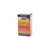 Super Nutrition Energy Caps 30 vegetarian capsules