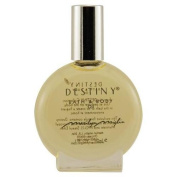 Destiny by Marilyn Miglin for Women Bath & Body Oil 1.0 Oz / 30 Ml