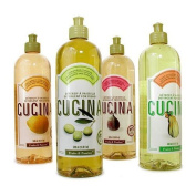 Cucina Sanguinelli Orange and Fennel Concentrated Dish Detergent