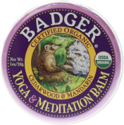 Badger Yoga & Meditation Balm 1oz. Tin