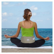 Relaxso Back Therapy Hot & Cold Lumbar Wrap, Natural Bamboo Ginger