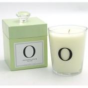 Archipelago Monogram - O (Olive Blossom & White Fig) Candle
