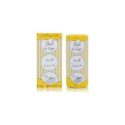 Crazylibellule and the Poppies Solid Perfume - Vanilla Lemon Pie