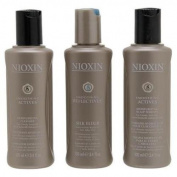Nioxin Smoothing Reflectives System Starter Kit For Unruly Textured, Non-Chemically Enhanced Hair