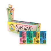 Mr. Pumice Pumi Bar Regular Size (Assorted Colours) 24 Bars per Box