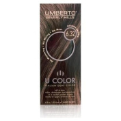 U Color by Umberto Italian Demi Color 6.32 Golden Brown