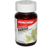 Natures Herbs 0305664 Kudzu Extract - 100 mg - 60 Capsules