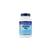 Enzymatic Therapy Bromelain Plus, 90 Caps