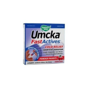 Nature's Way Umcka® FastActivesTM Cherry ColdCare 10 Pkts