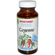 Natures Herbs 0498600 Cayenne - 100 Capsules