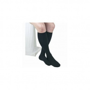 MAXAR Graduated Compression Dress& Travel Support Socks - Unisex (Excellent for Pevention of DVT - Blood Clots) - Medium