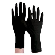 Product Club Gloves Black Disposable Medium