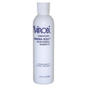 Nairobi U-HC-2672 Therapeutic Dandra-Solv Moisturizing Shampoo by Nairobi for Unisex - 8 oz Shampoo