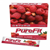 PureFit Nutrition Bars, Berry Almond Crunch 15 ea