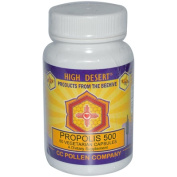 Bee Propolis 500 MG 60 Cap by Cc Pollen