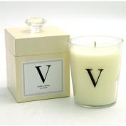 Archipelago Monogram - V (Vanilla & Freesia) Candle