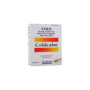 Boiron Homoeopathic Medicine Coldcalm Tablets for Colds, 60-Count Boxes