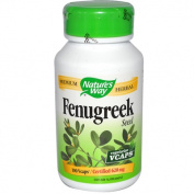 Natures Way 0495978 Fenugreek Seed - 100 Vcaps