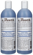 c. Booth Triple Action Bath, Shower & Hair Wash, Refreshing Ocean Waters 470ml