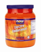 Now Foods, Electro Endurance, Orange Flavour, 2.2 lbs