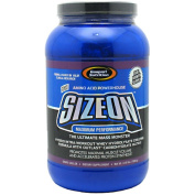 Gaspari Nutrition Size On Max Performance, Net Wt. 1.6kg.