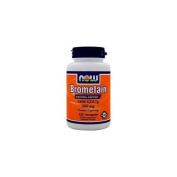 NOW Foods, BROMELAIN 2400GDU/500mg 120 VCAPS