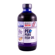 PFO Pure Fish Oil, Natural Juicy Orange Flavour, 8 fl oz