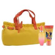 Sunset Heat Gift Set - 50ml EDT Spray + 150ml Body Lotion