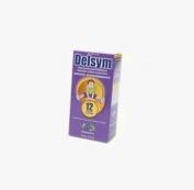 Children's Cough Suppressant, Grape, 5oz Bottle