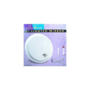 SPILO Just for Beauty 7X Magnification Lighted Mirror