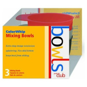 Product Club Colour Whip Mixing Bowls