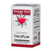 CIRCU FLOW Caps 270 by Kroeger Herbs
