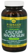 Pioneer Nutritionals Vegetarian Cal Mag Caps