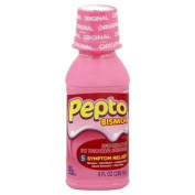 Pepto-Bismol Pepto-Bismol Upset Stomach Reliever Antidiarrheal Original