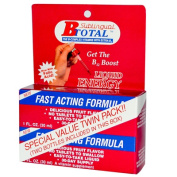 Sublingual Products 0227082 B-Total Twin Pack - 60ml