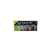 Airborne Effervescent Health Immune Boosting Formula Lemon-Lime 36 Tablets