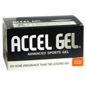 Accel Gel Citrus Orange 24 pckts