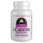 Source Naturals L-Carnitine 250mg