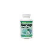Jarrow Formulas Borage GLA-240 120 softgels