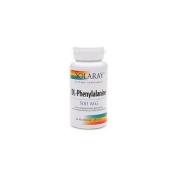 Solaray Free-Form DL-Phenylalanine 500MG 60 ea