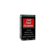 Fast Food Enzymes, 90 Veggie Caps