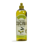 Cucina Coriander and Olive Tree Concentrated Dish Detergent