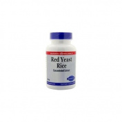 Red Yeast Rice, 600 mg, 60 Capsules