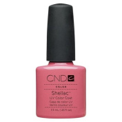 Shellac UV Colour Coat Rosebud