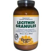 Lecithin Granules, 470ml
